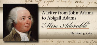 Abigail Adams's Featured Item