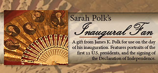 Sarah Polk's Featured Item