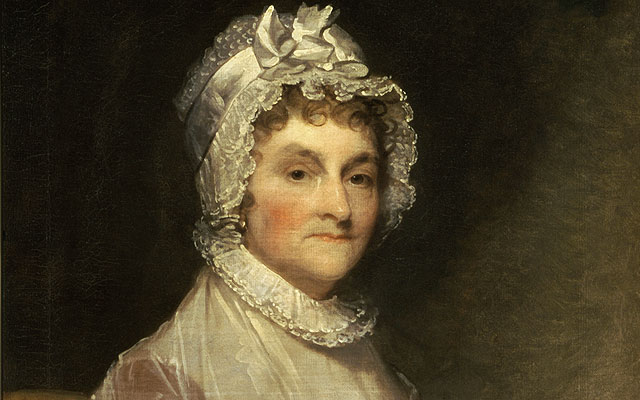 First Lady - Abigail Adams | C-SPAN First Ladies: Influence & Image
